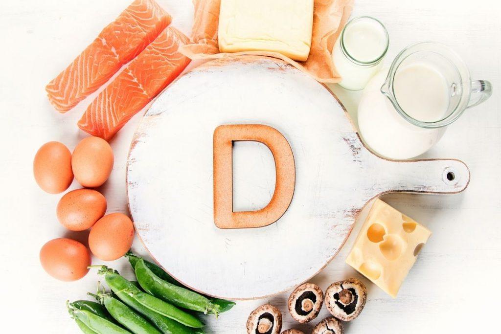 aliment contenant de la vitamine d